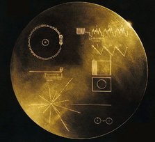 Voyager-1 record for alience